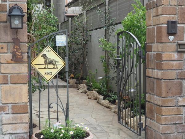 尼崎市 Aさまのお庭造園の様子です_e0232798_21073790.jpg