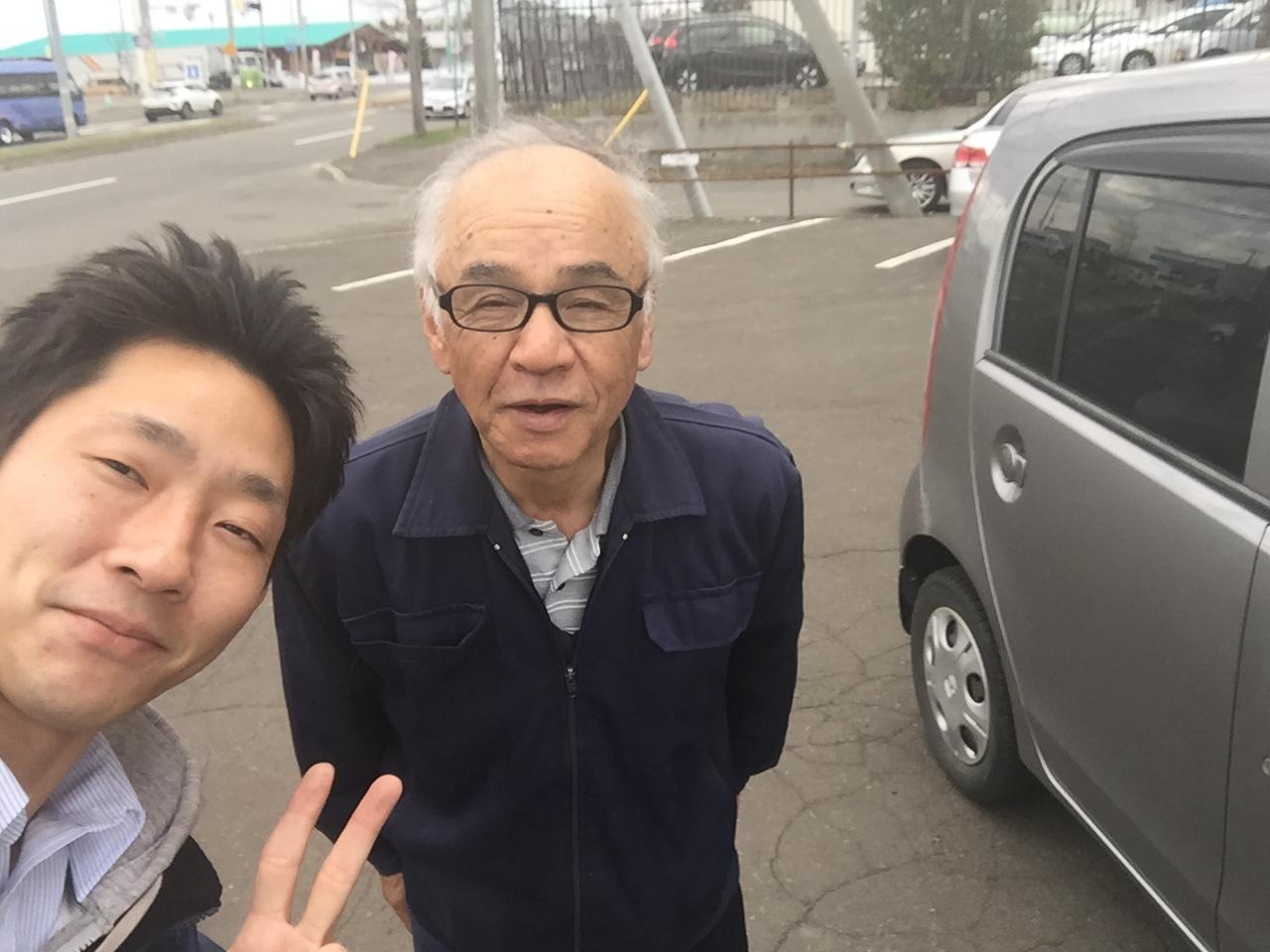4月28日(金)☆TOMMYアウトレット☆あゆブログ(*´∀`)v ekワゴンH様納車☆ハイエースK社様☆_b0127002_18372137.jpg