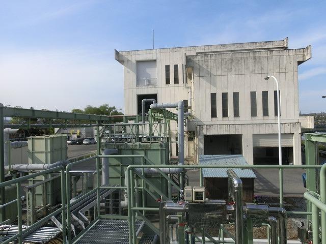 鹿沼市(栃木県)の「官民連携による下水道汚泥を活用した創エネルギー・廃棄物処理事業」_f0141310_08104138.jpg