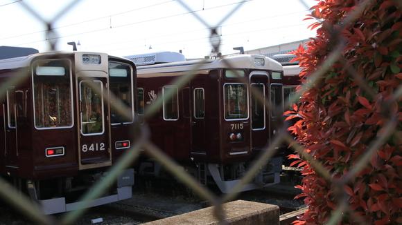 阪急7015F 増結試験_d0202264_2236811.jpg