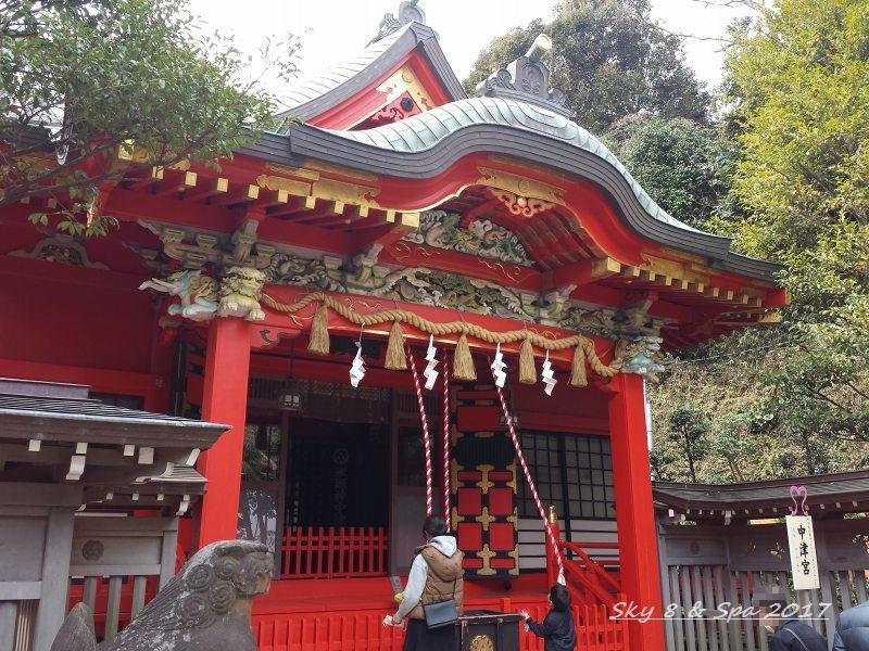 ◆ 日本三大弁財天 「江島神社」へ (2017年3月)_d0316868_6434991.jpg