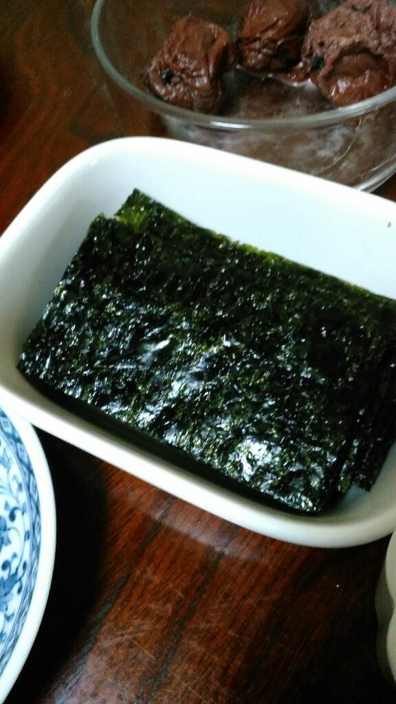 納豆定食と我が家のミニ盆栽_c0162773_00481964.jpg