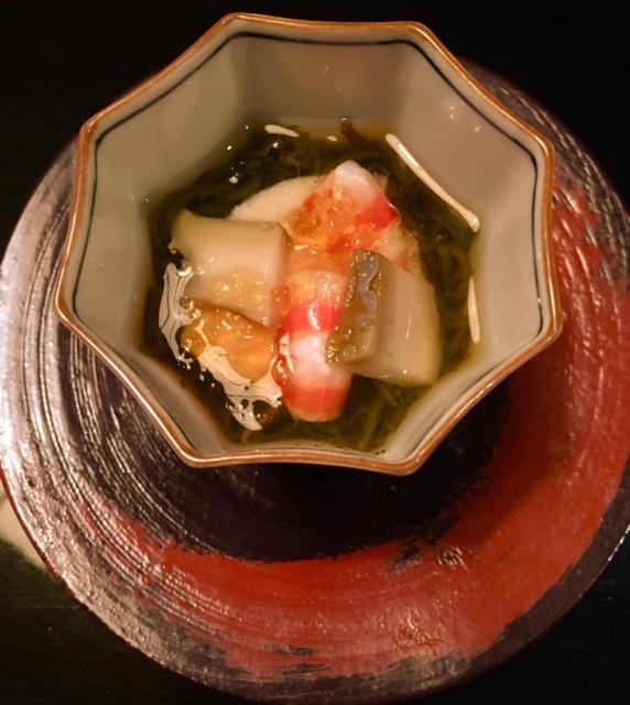 風味絶佳!「青柳」至高の日本料理をいただく♪_a0138976_14005179.jpg