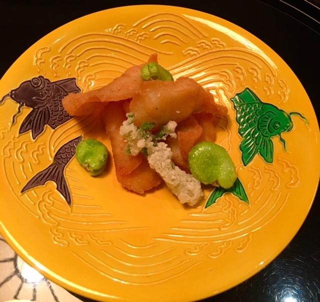 風味絶佳!「青柳」至高の日本料理をいただく♪_a0138976_14010563.jpg