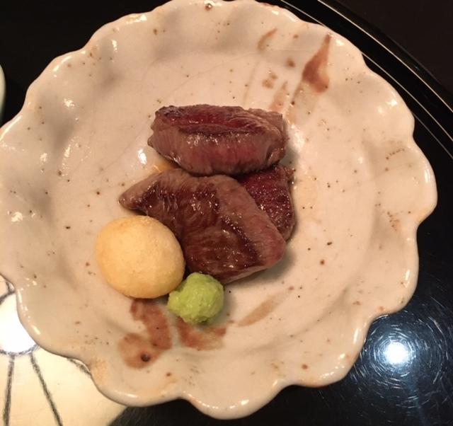 風味絶佳!「青柳」至高の日本料理をいただく♪_a0138976_14011394.jpg