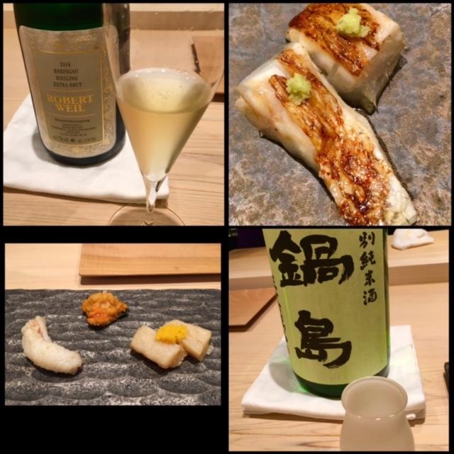 美酒佳肴♪紀尾井町三谷のお寿司を満喫!_a0138976_17202739.jpg