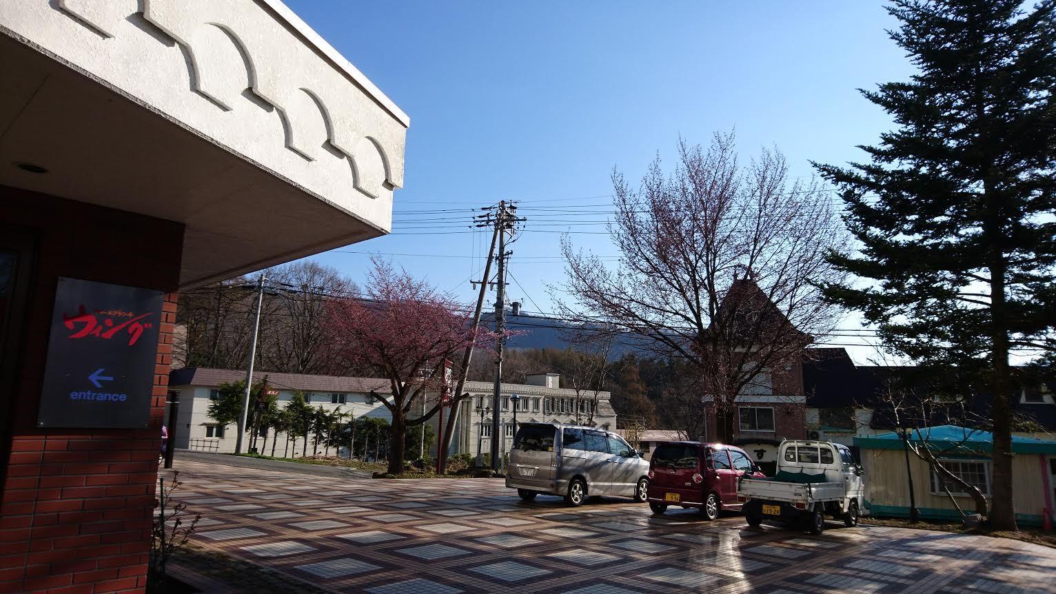 2017/04/28 良い天気です_a0140584_08242630.jpg