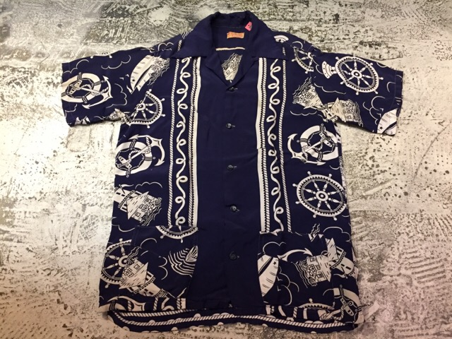 HawaiianShirt!! Shirt Part1(大阪アメ村店)_c0078587_23151152.jpg