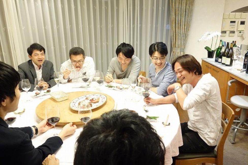 第9回中京病院循環器内科の先生方との食事会_a0152501_07123876.jpg