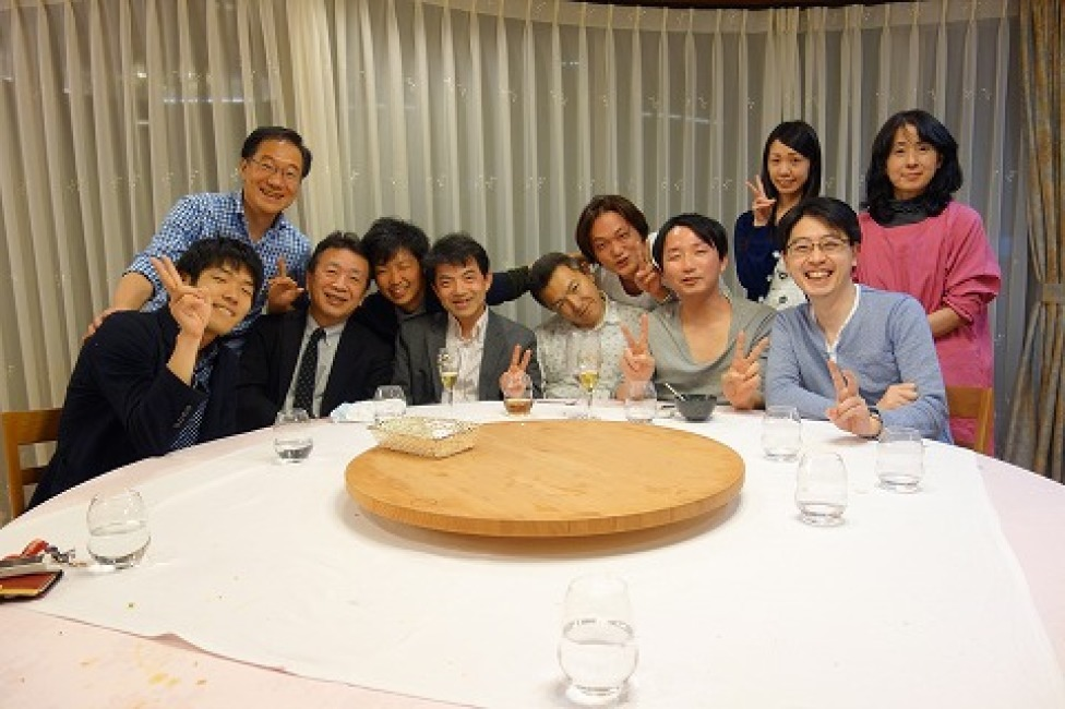 第9回中京病院循環器内科の先生方との食事会_a0152501_07162087.jpg