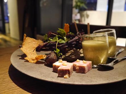 ORIGIN @4.27open!日本産食材の凄みをフレンチにて。_b0118001_17375750.jpg