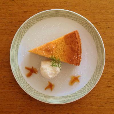 しっとり柚子ケーキ_b0102217_17441814.jpg