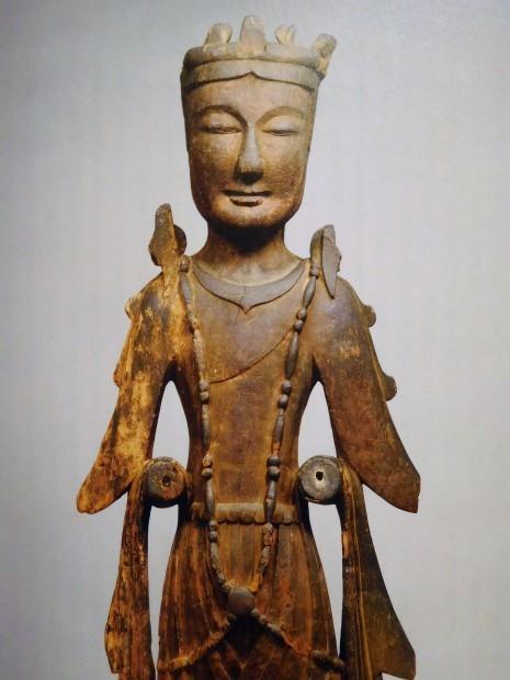 木 × 仏像 飛鳥仏から円空へ 日本の木彫仏1000年 大阪市立美術館_e0345320_22104992.jpg