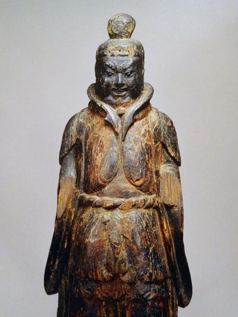 木 × 仏像 飛鳥仏から円空へ 日本の木彫仏1000年 大阪市立美術館_e0345320_22140696.jpg