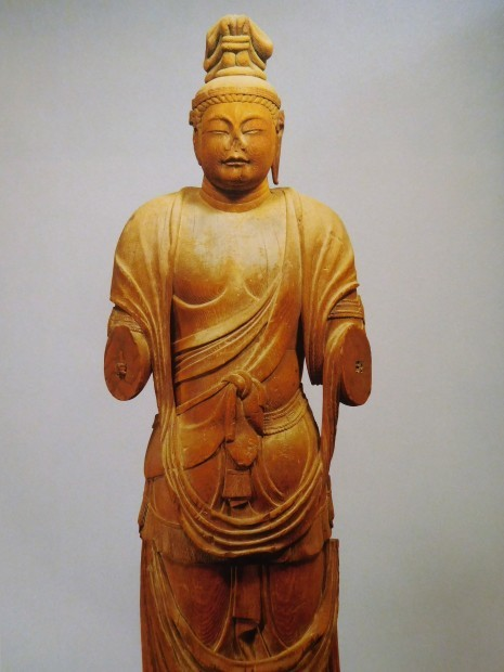 木 × 仏像 飛鳥仏から円空へ 日本の木彫仏1000年 大阪市立美術館_e0345320_22184276.jpg