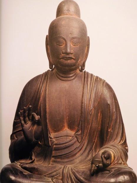 木 × 仏像 飛鳥仏から円空へ 日本の木彫仏1000年 大阪市立美術館_e0345320_22332243.jpg