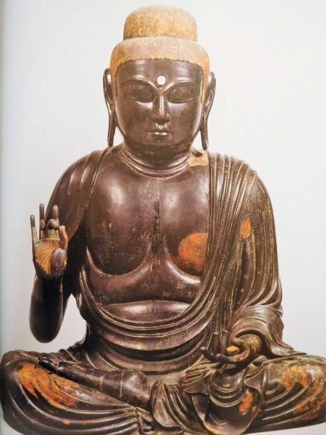 木 × 仏像 飛鳥仏から円空へ 日本の木彫仏1000年 大阪市立美術館_e0345320_22455656.jpg