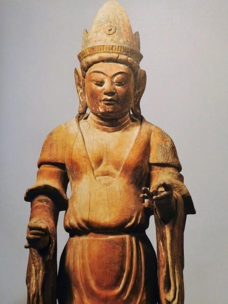 木 × 仏像 飛鳥仏から円空へ 日本の木彫仏1000年 大阪市立美術館_e0345320_22504250.jpg