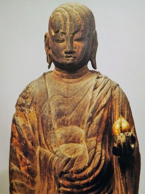 木 × 仏像 飛鳥仏から円空へ 日本の木彫仏1000年 大阪市立美術館_e0345320_22564024.jpg