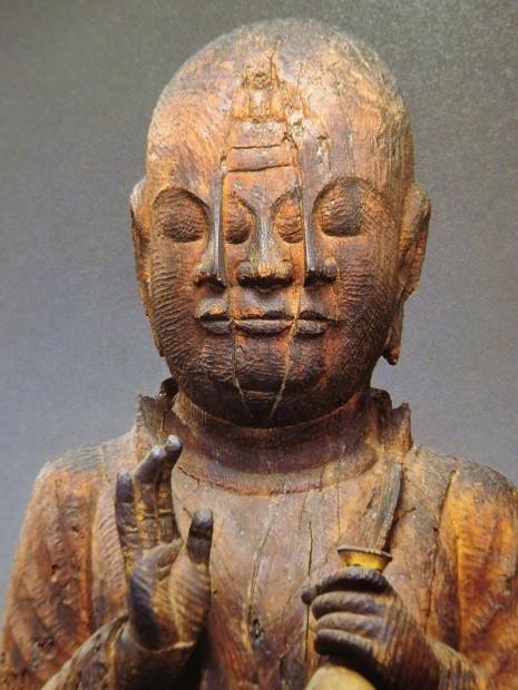 木 × 仏像 飛鳥仏から円空へ 日本の木彫仏1000年 大阪市立美術館_e0345320_23063217.jpg