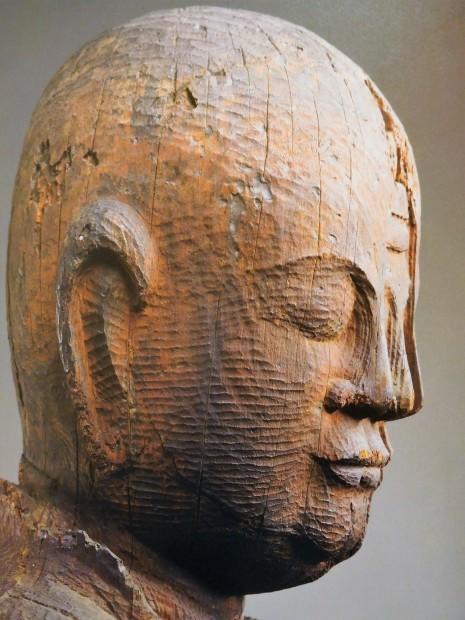 木 × 仏像 飛鳥仏から円空へ 日本の木彫仏1000年 大阪市立美術館_e0345320_23065834.jpg