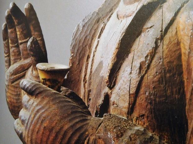 木 × 仏像 飛鳥仏から円空へ 日本の木彫仏1000年 大阪市立美術館_e0345320_23233415.jpg