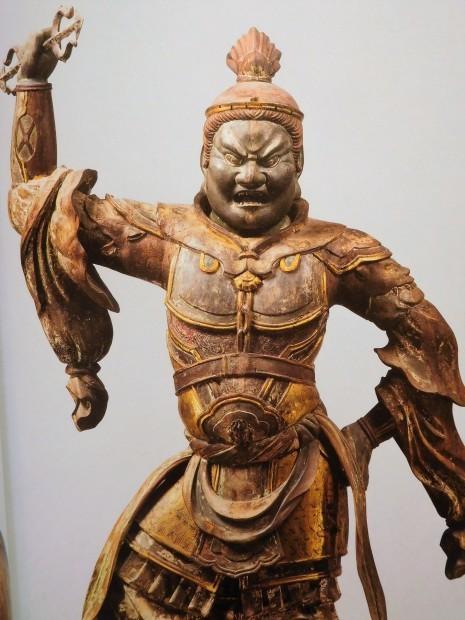 木 × 仏像 飛鳥仏から円空へ 日本の木彫仏1000年 大阪市立美術館_e0345320_23430922.jpg