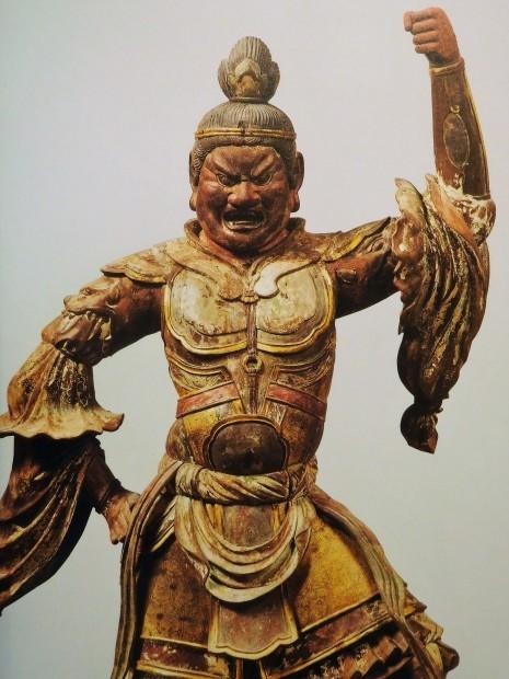 木 × 仏像 飛鳥仏から円空へ 日本の木彫仏1000年 大阪市立美術館_e0345320_23431759.jpg