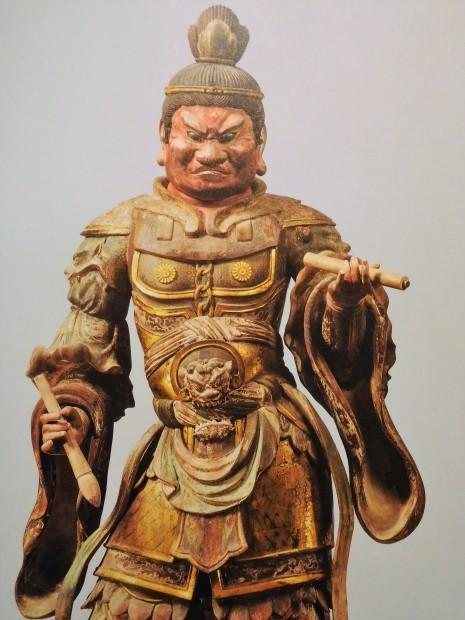 木 × 仏像 飛鳥仏から円空へ 日本の木彫仏1000年 大阪市立美術館_e0345320_23432619.jpg