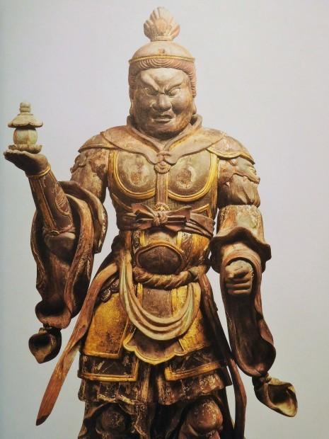木 × 仏像 飛鳥仏から円空へ 日本の木彫仏1000年 大阪市立美術館_e0345320_23433482.jpg