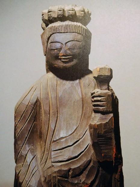 木 × 仏像 飛鳥仏から円空へ 日本の木彫仏1000年 大阪市立美術館_e0345320_23434415.jpg