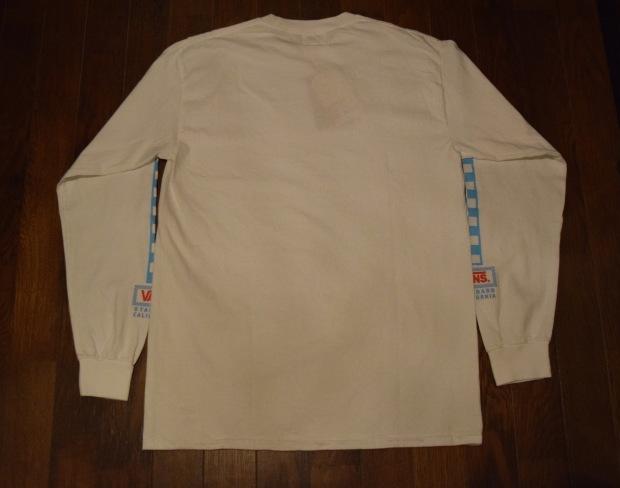 『VANS × SD Checker Box Logo Long Sleeve T』!!!_c0355834_19154086.jpg