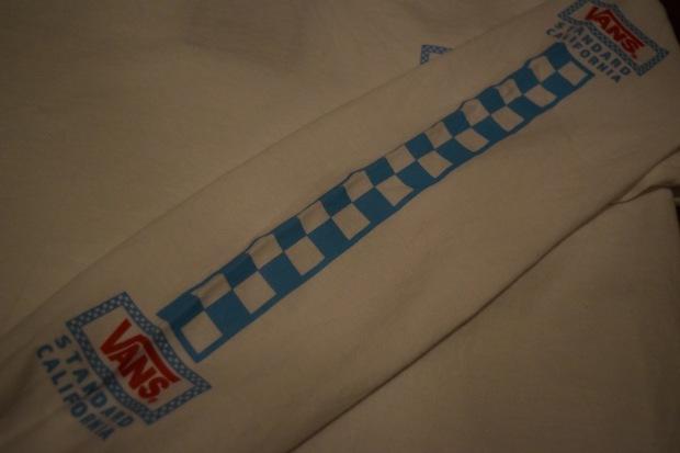 『VANS × SD Checker Box Logo Long Sleeve T』!!!_c0355834_19164895.jpg