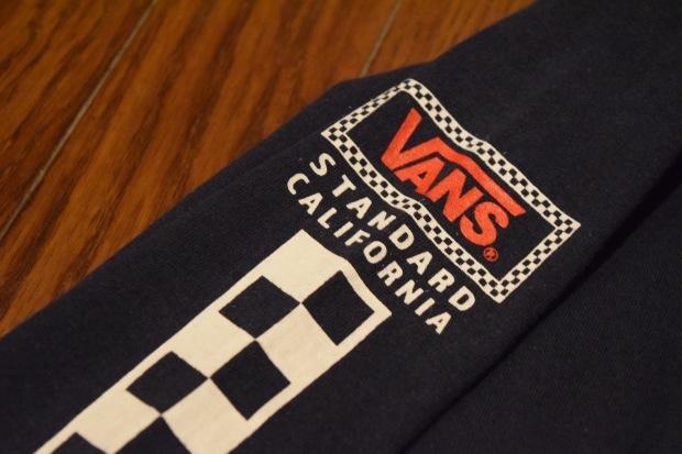 『VANS × SD Checker Box Logo Long Sleeve T』!!!_c0355834_19171784.jpg