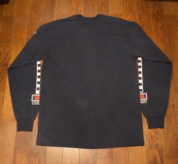 『VANS × SD Checker Box Logo Long Sleeve T』!!!_c0355834_19173862.jpg