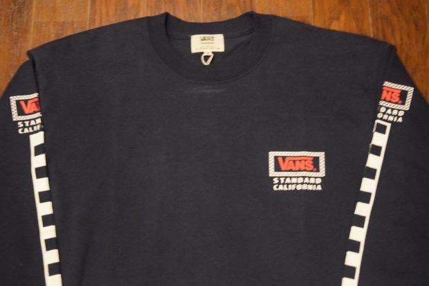 『VANS × SD Checker Box Logo Long Sleeve T』!!!_c0355834_19175422.jpg