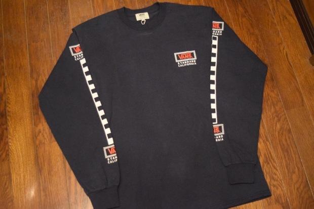 『VANS × SD Checker Box Logo Long Sleeve T』!!!_c0355834_19413216.jpg