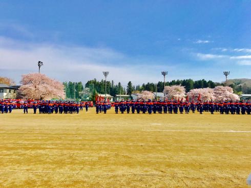 平成29年度盛岡市消防演習_b0199244_11455889.jpg