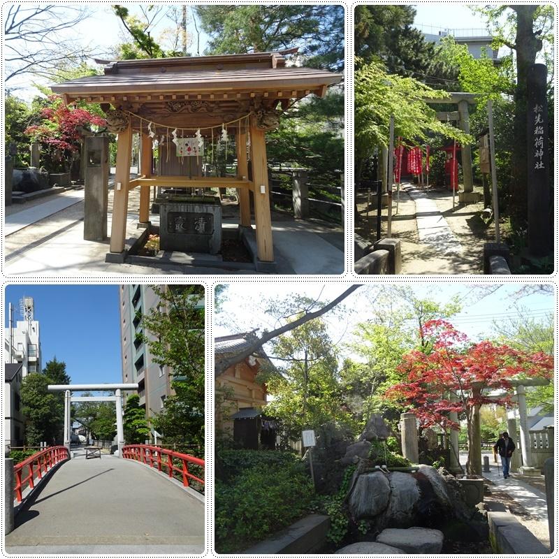 成田山でそば豆腐_b0236665_04241535.jpg