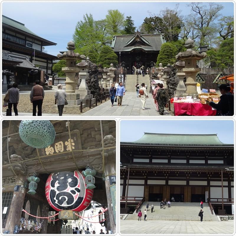 成田山でそば豆腐_b0236665_04364115.jpg