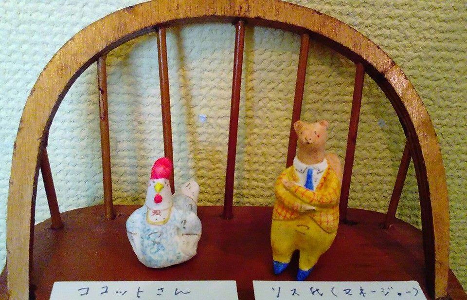 4月29日は松岡文さん在廊。似顔絵開催します。_d0322493_1561971.jpg