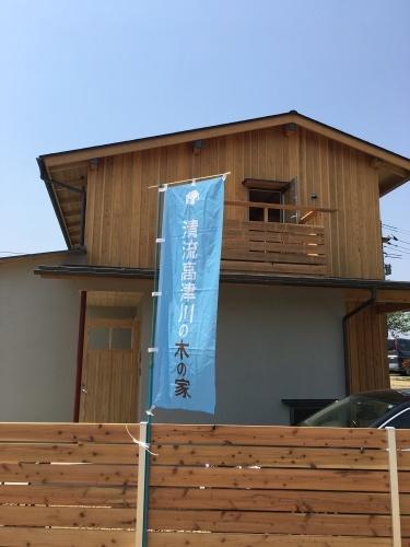 ki-bako完成見学会 一日目_d0087595_19453863.jpg