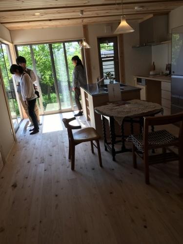 ki-bako完成見学会 一日目_d0087595_19455790.jpg