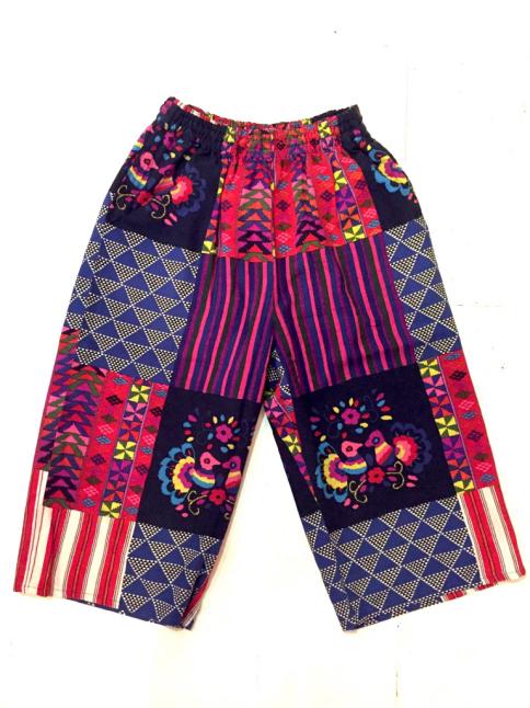 【BOHEMIANS】MAYA PATCH BIG PANTS_d0000298_14495718.jpg