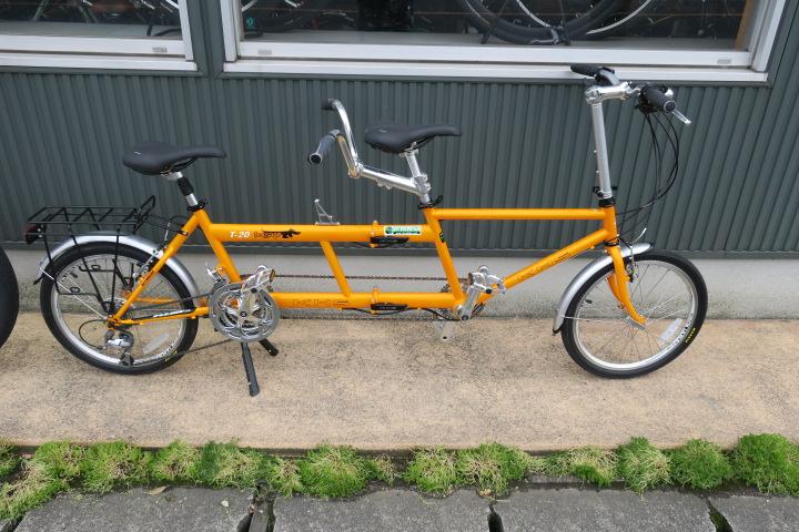 タンデム自転車_c0132901_18494114.jpg