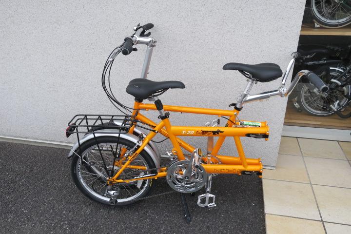 タンデム自転車_c0132901_18495488.jpg