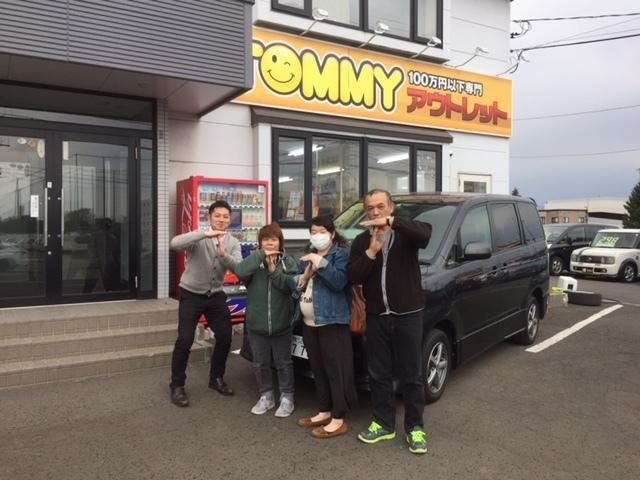 4月30日(日)TOMMYアウトレット☆4台納車♪1台ご成約!!4月最終日!!_b0127002_19500683.jpg