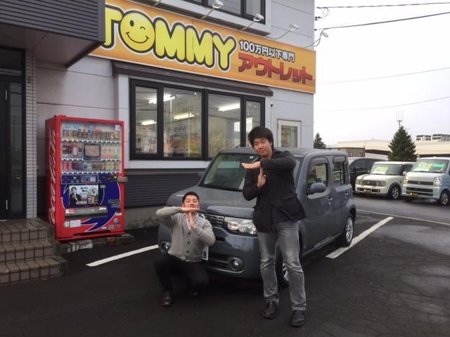 4月30日(日)TOMMYアウトレット☆4台納車♪1台ご成約!!4月最終日!!_b0127002_19562309.jpg