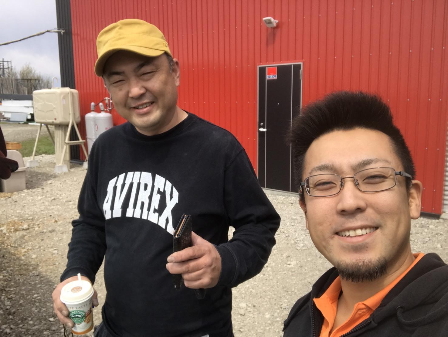 4月30日(日)TOMMY BASE ともみブログ☆ランクル ハイエース セルシオ_b0127002_22184155.jpg