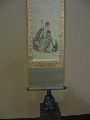 """""""さまざまな芭蕉像展""""_f0289632_18245077.jpg"""